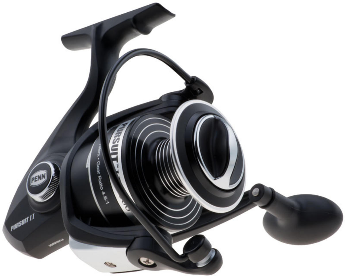 NEW PENN PURSUIT II 6000 SPINNING REEL 1292962