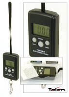 PORTABLE ELECTRONIC DIGITAL SCALE (BATTERIES INCLUDED) LUGGAGE FISHING ETC
