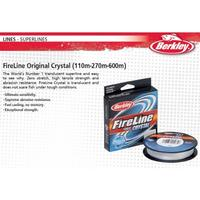 BERKLEY FIRELINE CRYSTAL BRAID 300YDS SPOOLS
