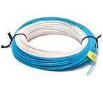SNOWBEE XS 2 TWIN COLOUR BLUE / WHITE FLOATING FLY LINE