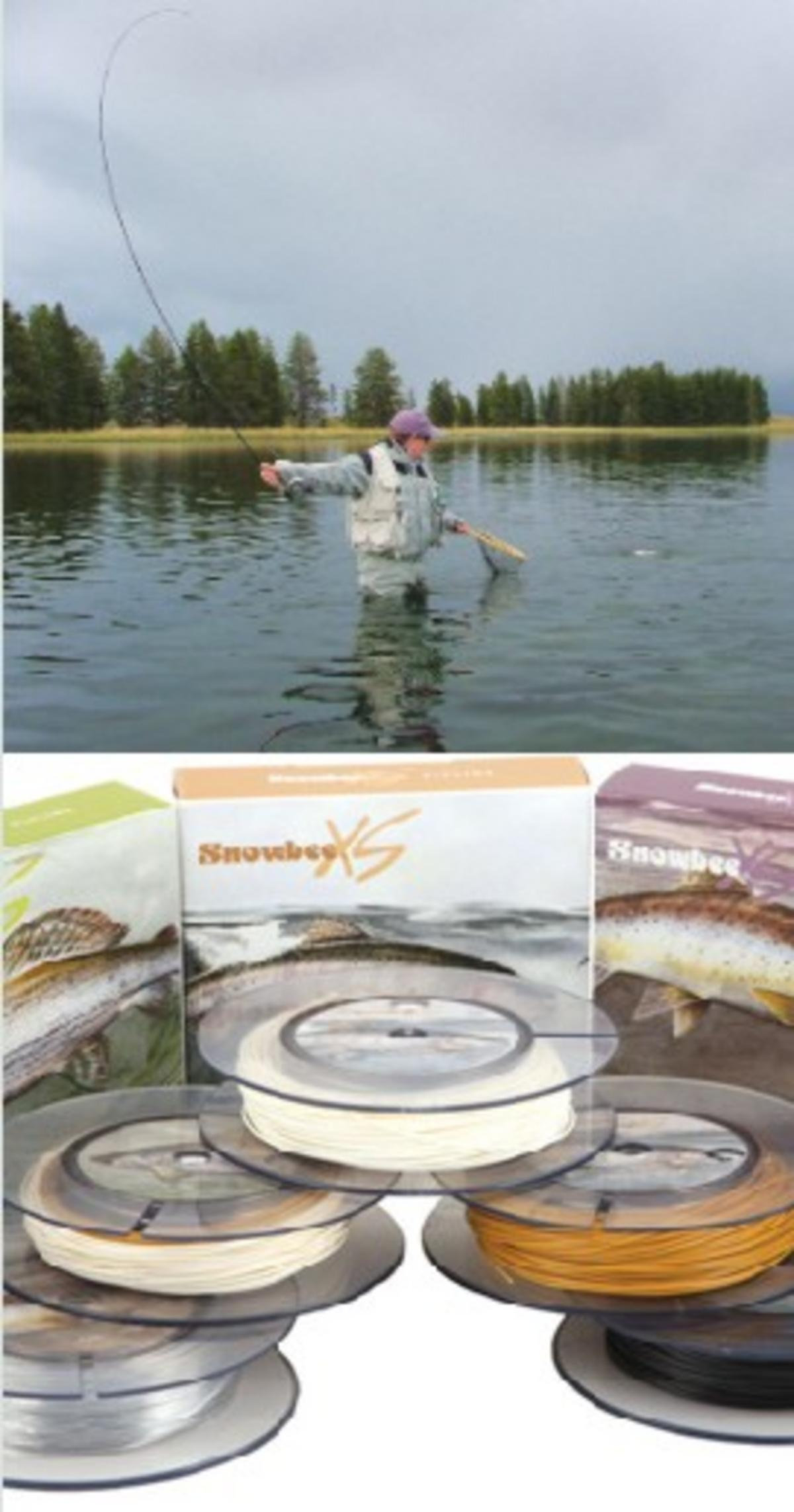 SNOWBEE XS EXTREME DISTANCE  FLY LINE WF  6.7.8.9,