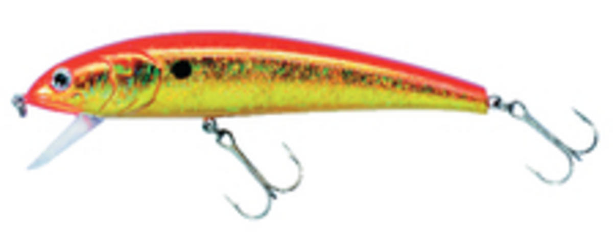 ABU GARCIA TORMENTOR FLOATING - H-OYG 70mm/9g