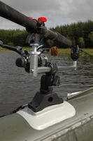 BISON MARINE SYSTEM BOAT KAYAK ROD HOLDER