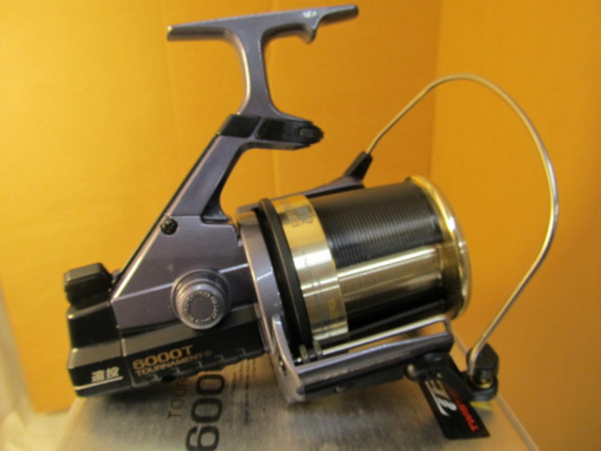 Daiwa Tournament S 6000t Twist Buster Spinning Fishing