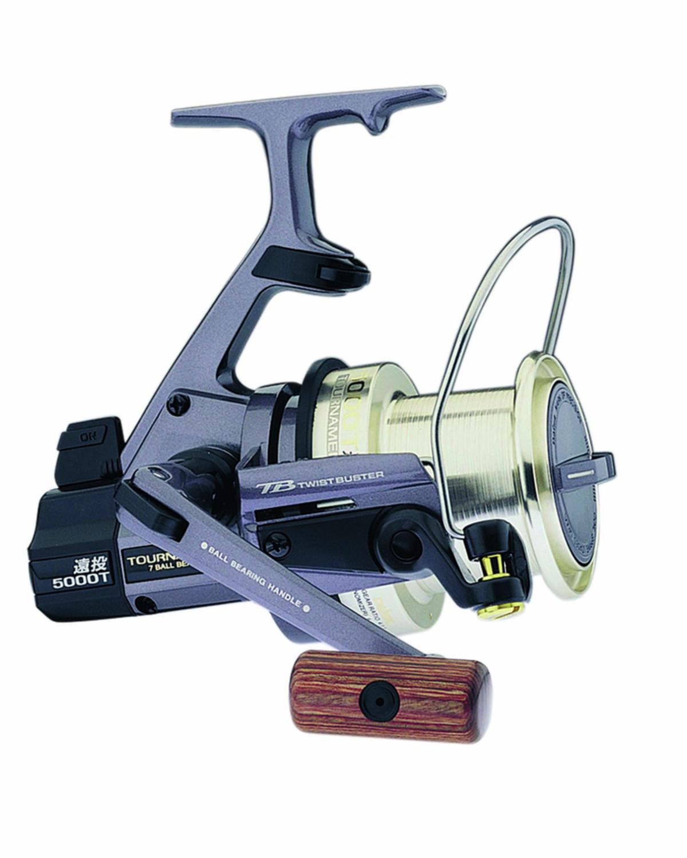 Daiwa Tournament-S 6000T Twist Buster Carp Fishing Reel Model No. TS6000T