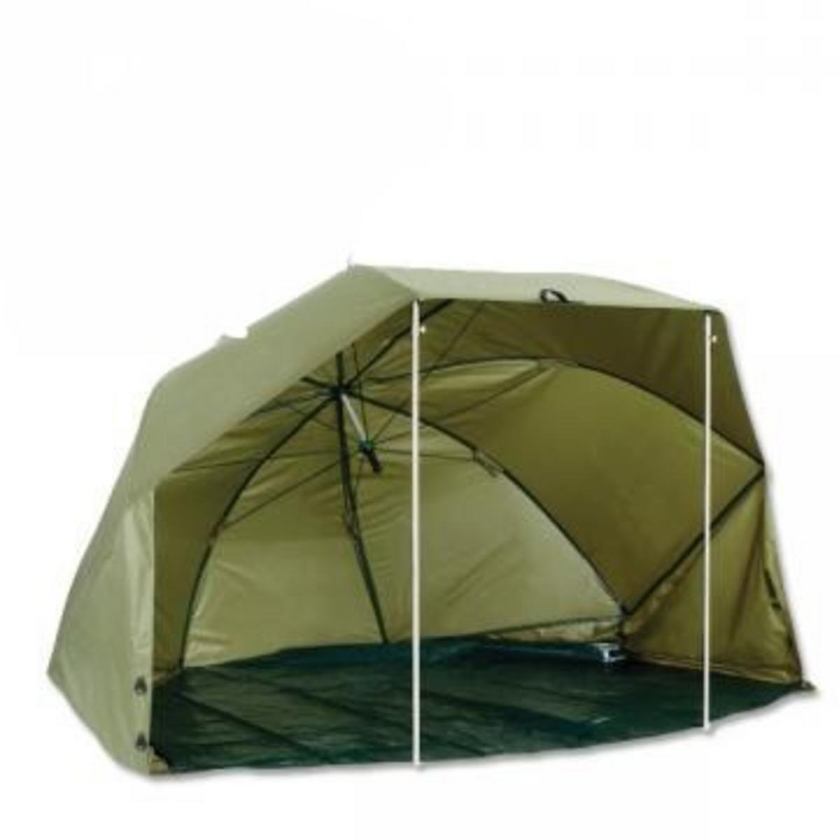 DAIWA MISSION OVERNIGHTER Model No MON2 UMBRELLA BROLLY SHELTER