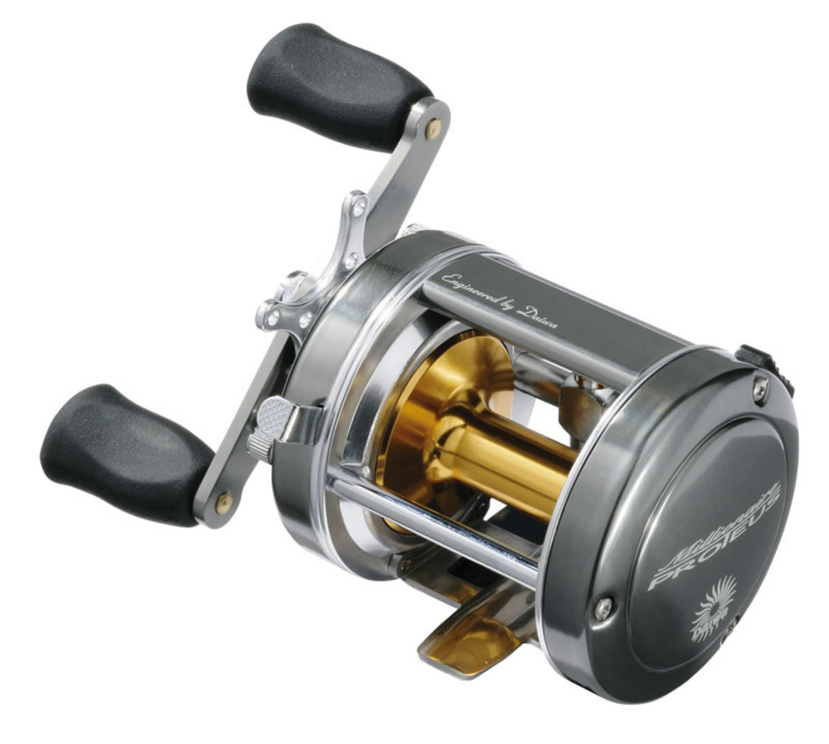 Special Offer Daiwa Millionaire Proteus 300 RHW Multiplier Reel MP300