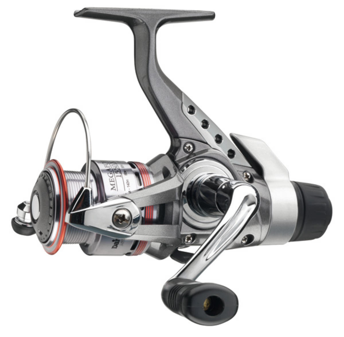 Daiwa megaforce 3050x fast drag fishing reel model no for Daiwa fishing reels