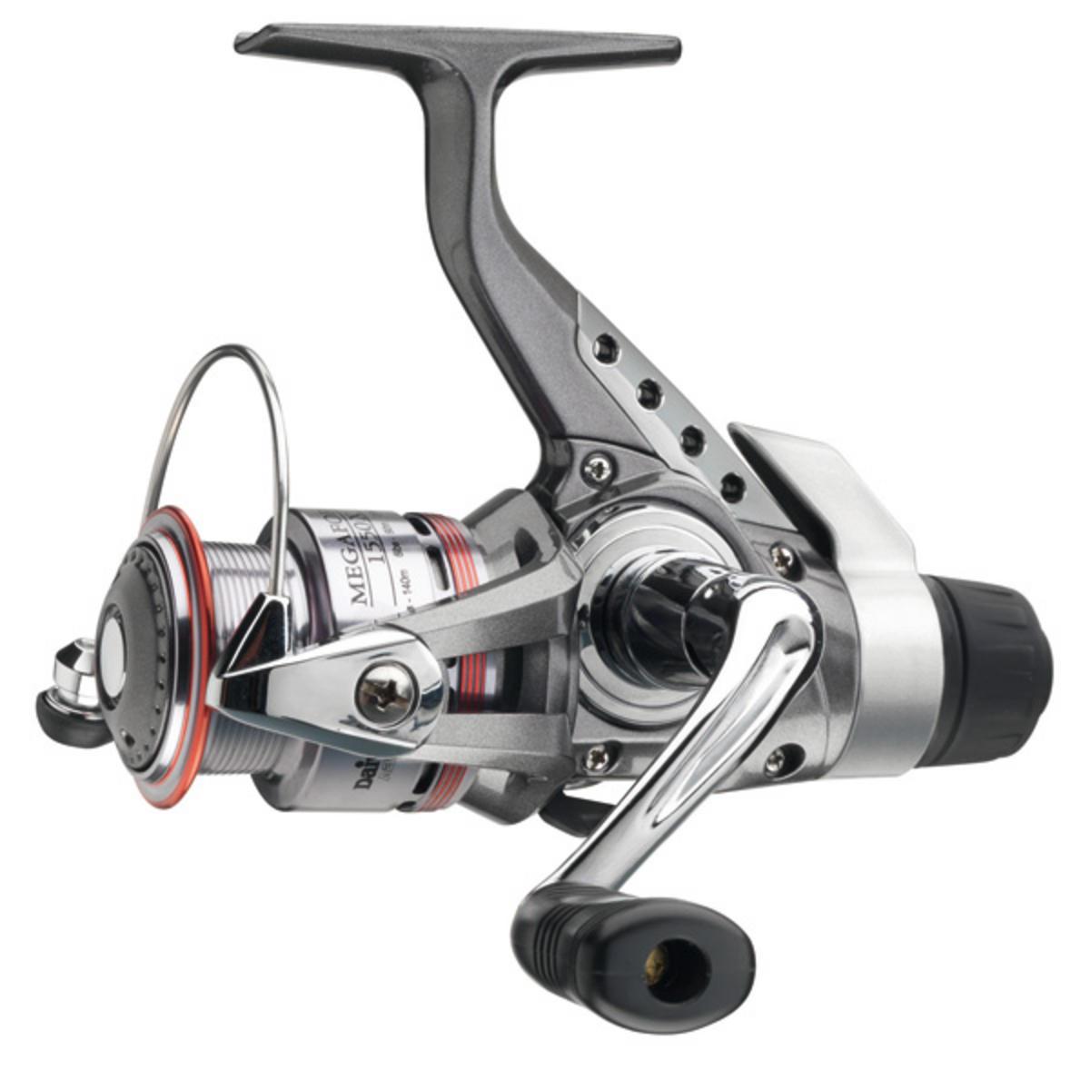 DAIWA MEGAFORCE 2050X Model No MF2050X FISHING REEL