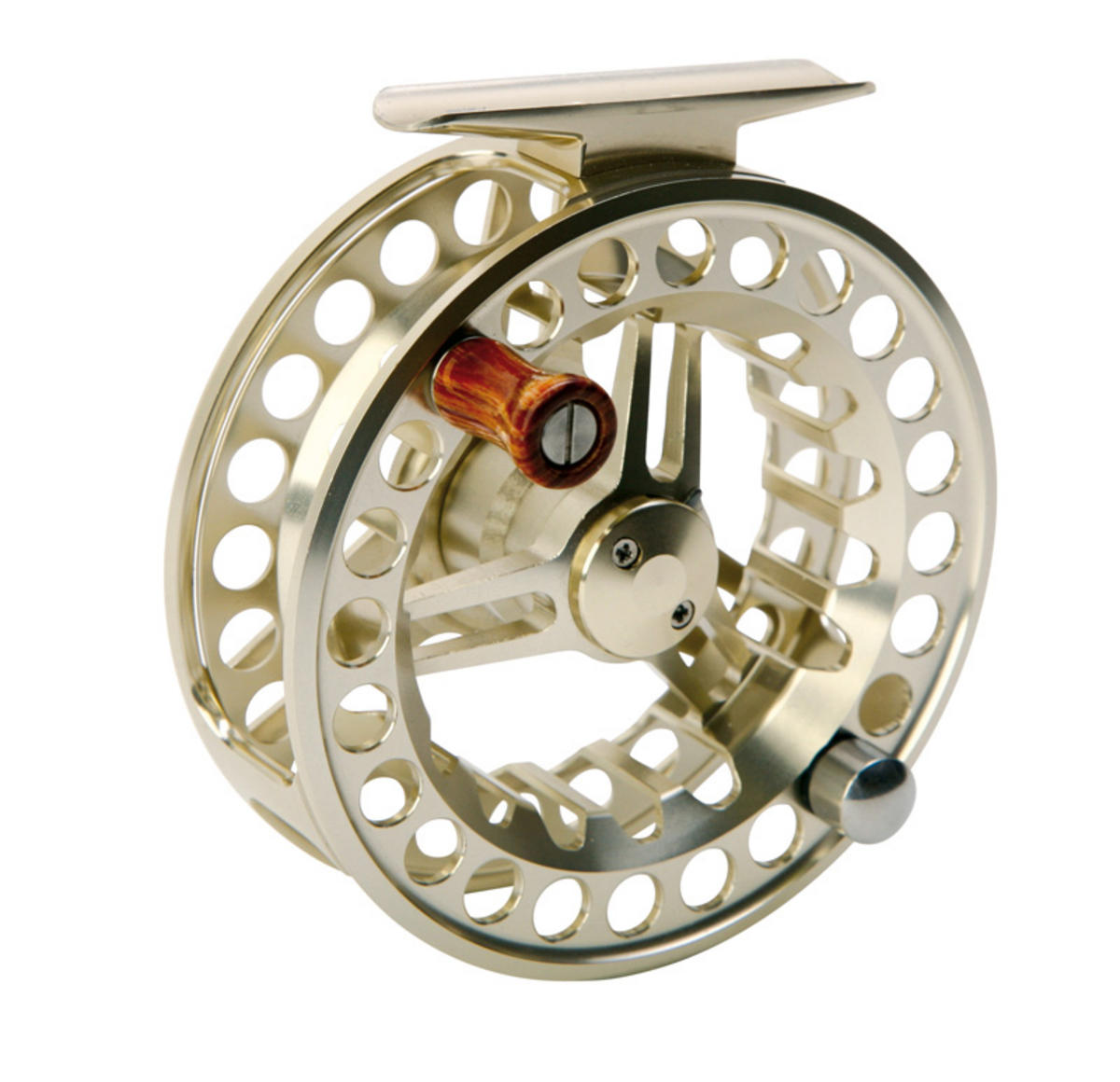 DAIWA LOCHMOR SLA 3/4 Model No LMSLA34 LARGE ARBOR FLY REEL