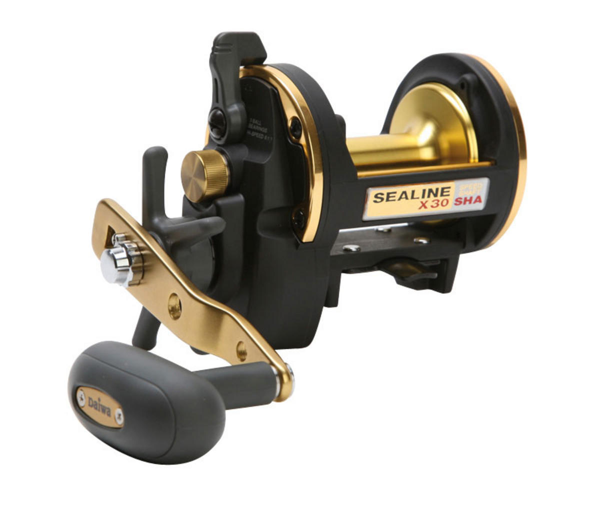 Daiwa Sealine X 40SHA SLOSH Multiplier Fishing Reel - SLX40SHA