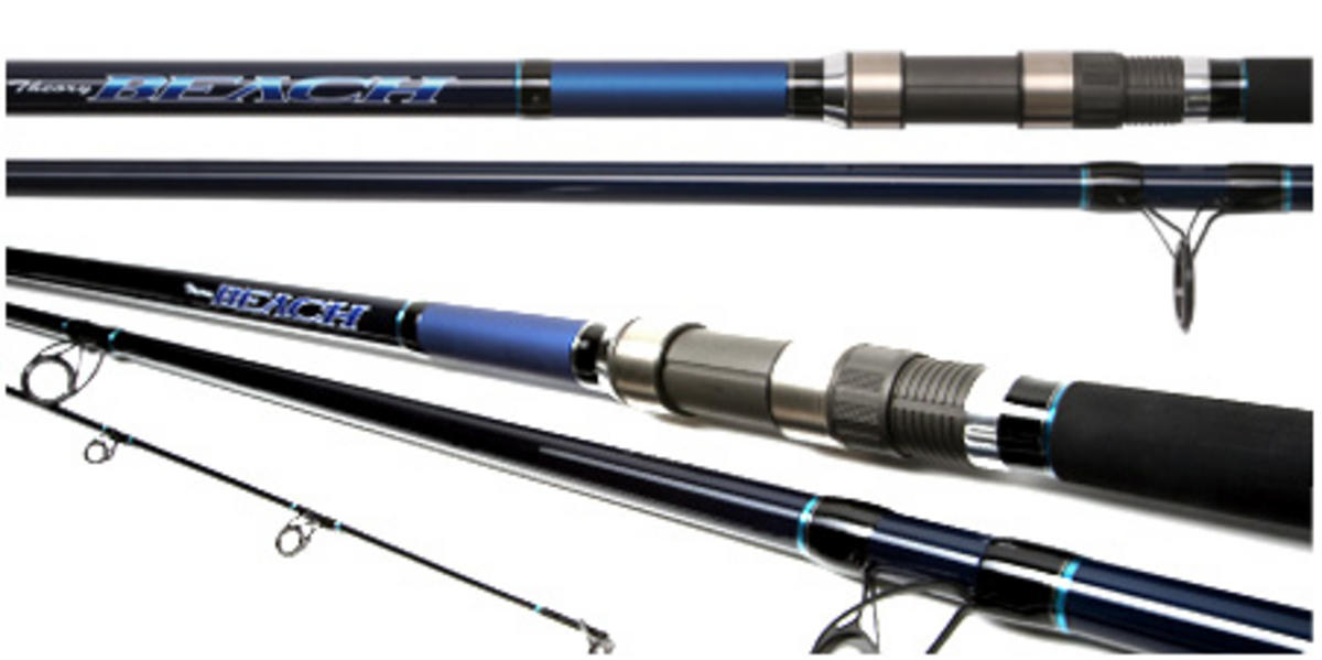 DAIWA THEORY BEACH 12' FIXED SPOOL Model No THB12F SURF ROD