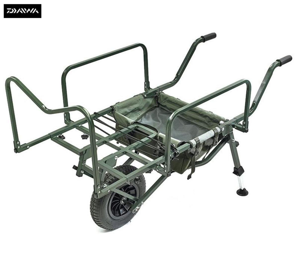 Special Clearance Offer Daiwa Infinity Freeloader Wheelbarrow - IFLWB