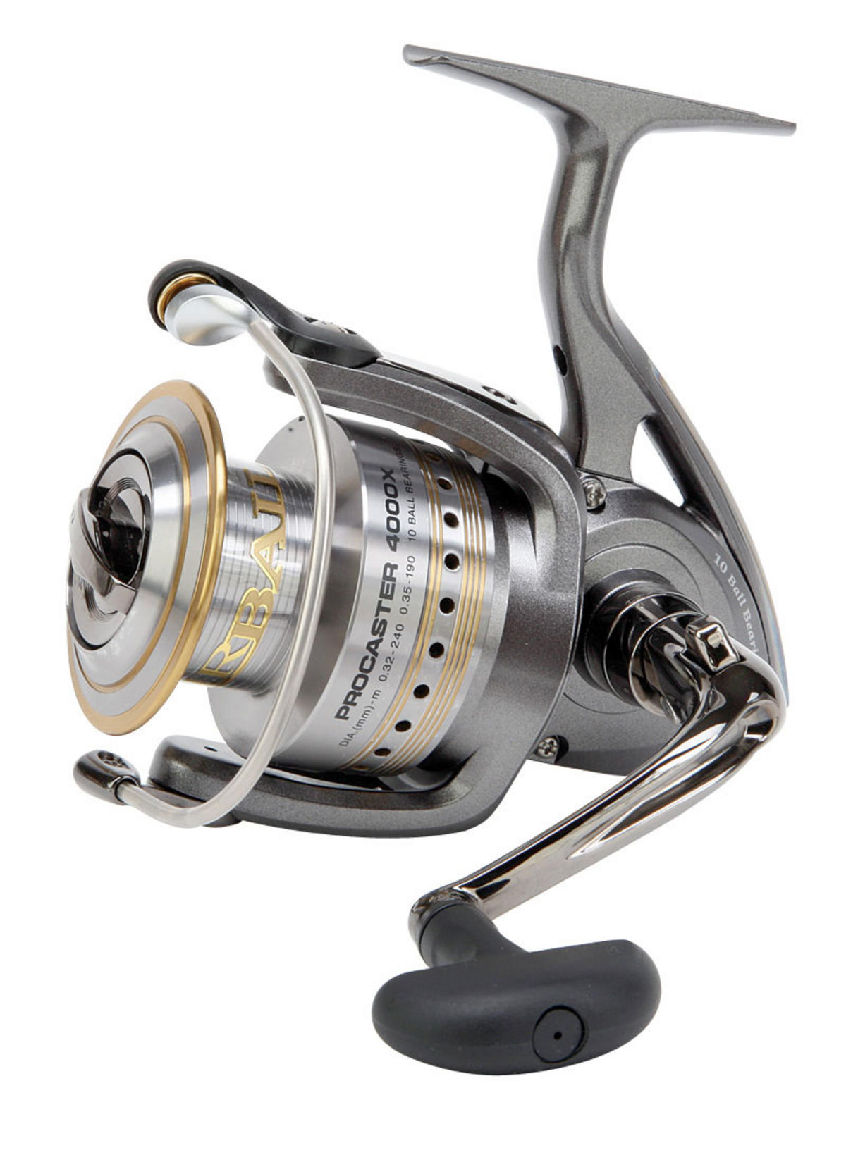 Daiwa procaster 3500x model no proc3500x fishing reel for Daiwa fishing reels