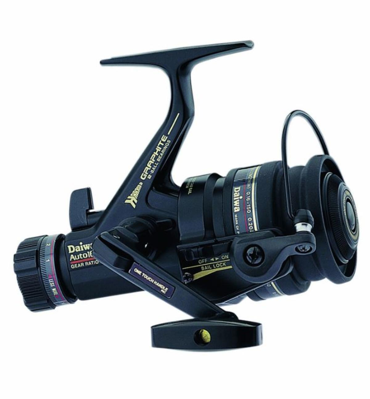 Daiwa 1657DM Auto Match Deluxe Fishing Reel - 1657DM