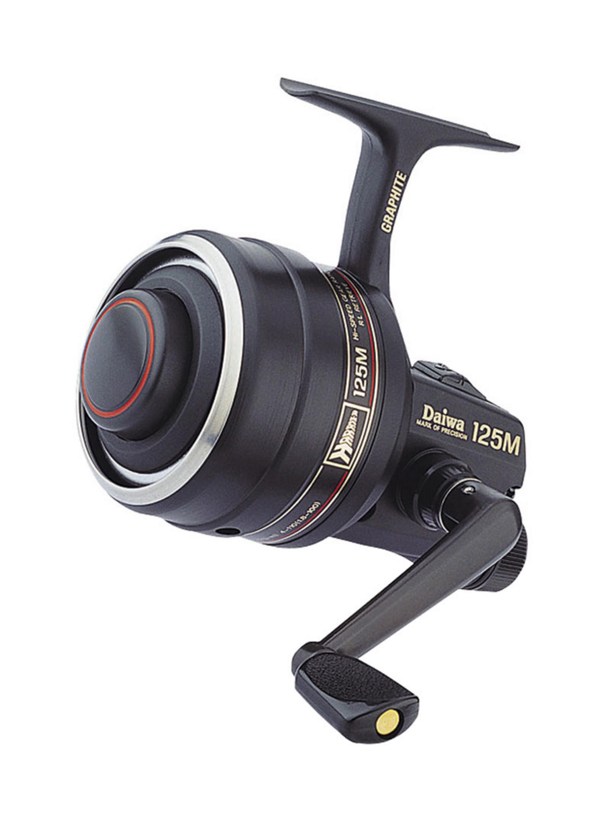 DAIWA HARRIER CLOSED FACE MATCH REEL Model No 125M MATCH REEL