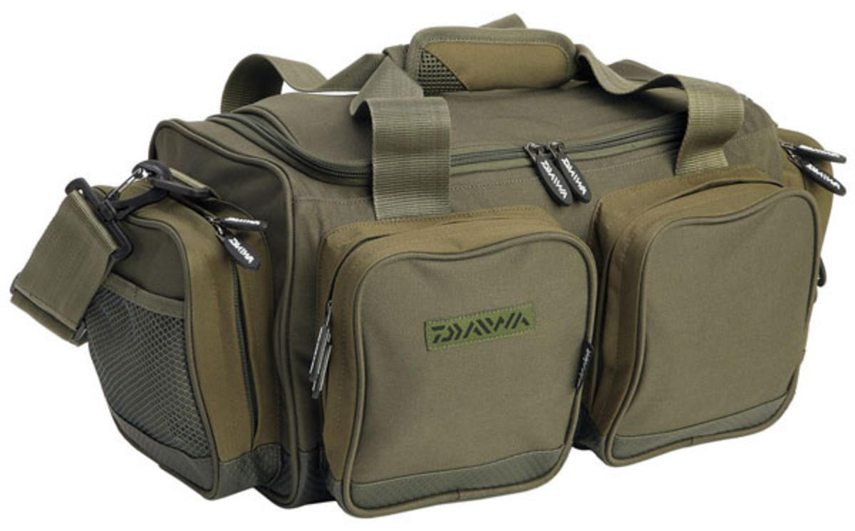BRAND NEW DAIWA MISSION 40 LTR FISHING CARRYALL DMC1