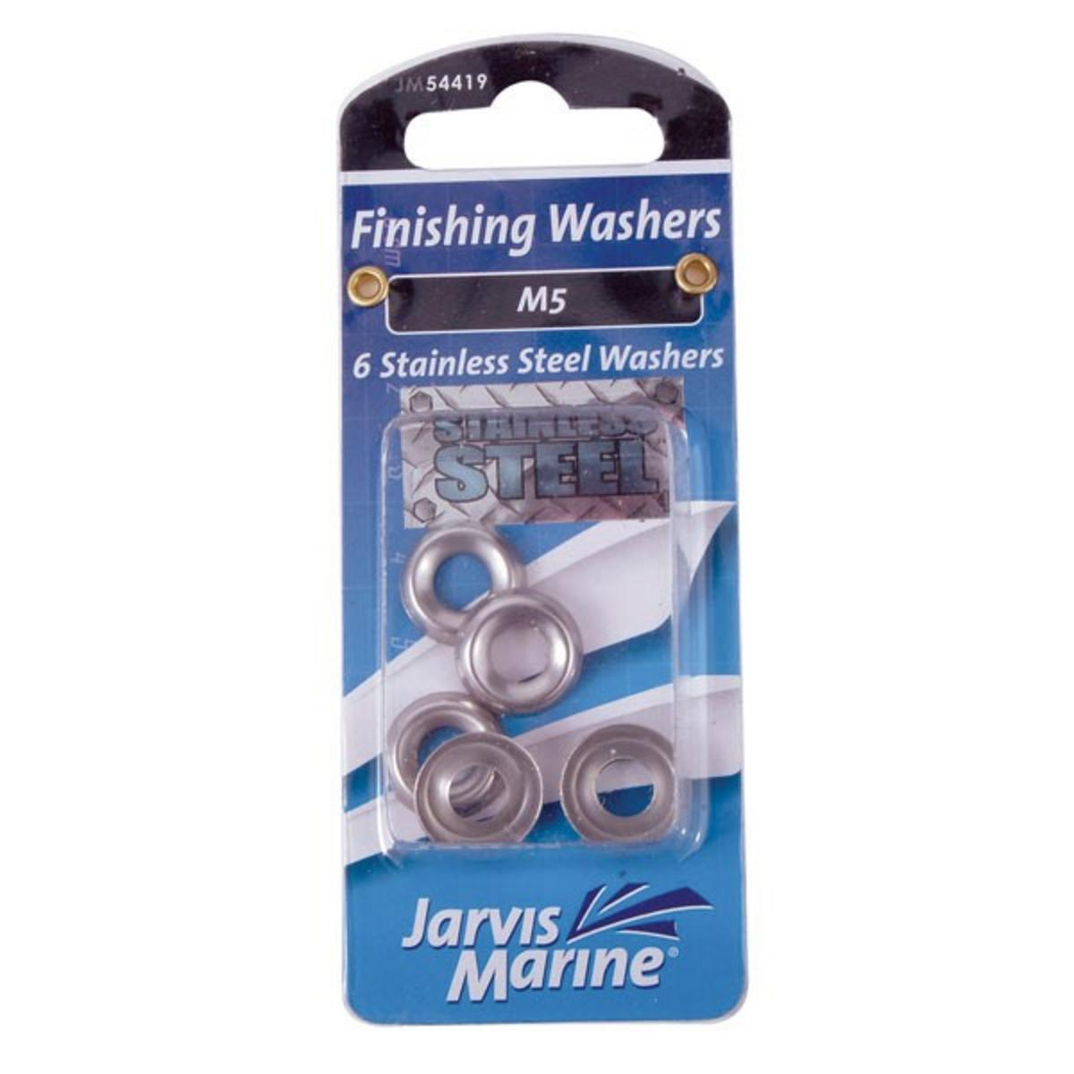 JARVIS WALKER MARINE M5 FINISHING WASHER (6 PCS)