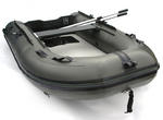 BISON MARINE OLIVE GREEN  INFLATABLE FISHING SPORTS AIR RIB BOAT 2.7m