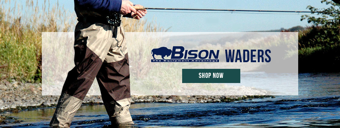 Bison Waders
