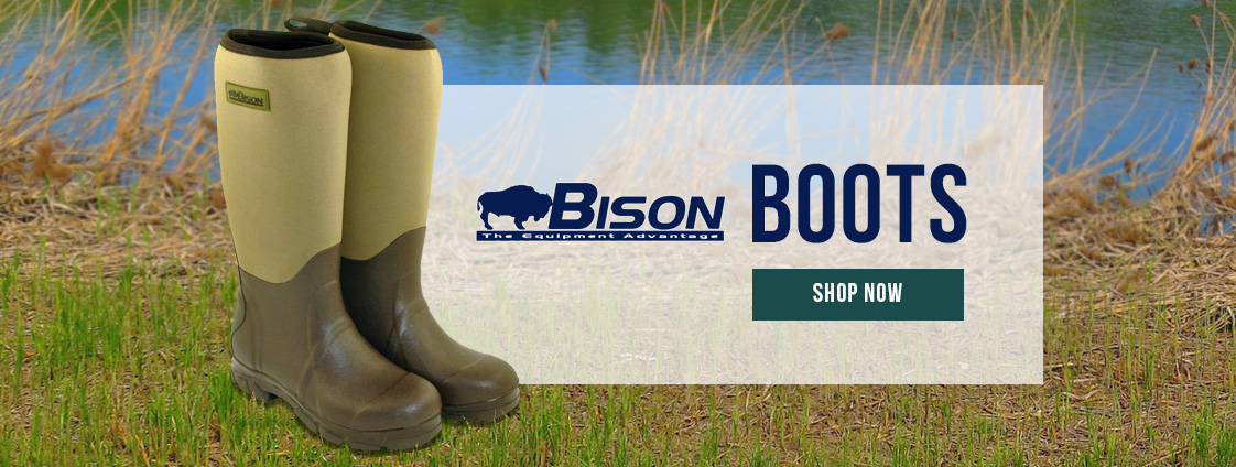 Bison Boots