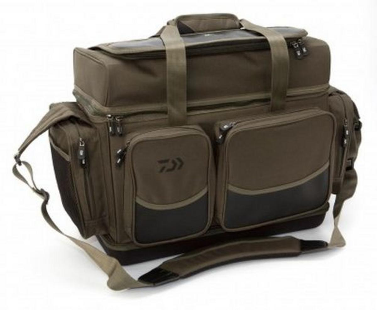 New Daiwa Game Fishing Bag Model No. DTGB6