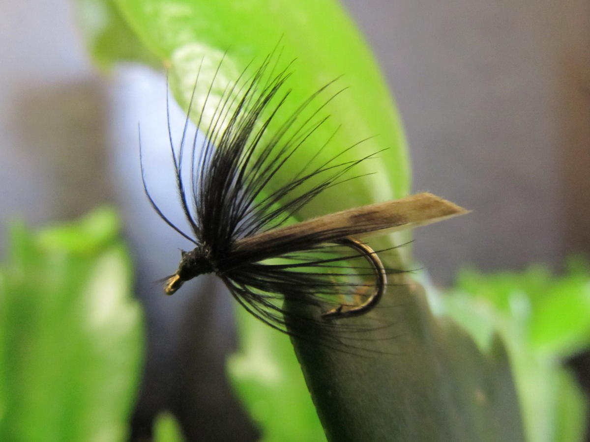 TALON TEN SAND FLY SIZE 12 TROUT FLIES