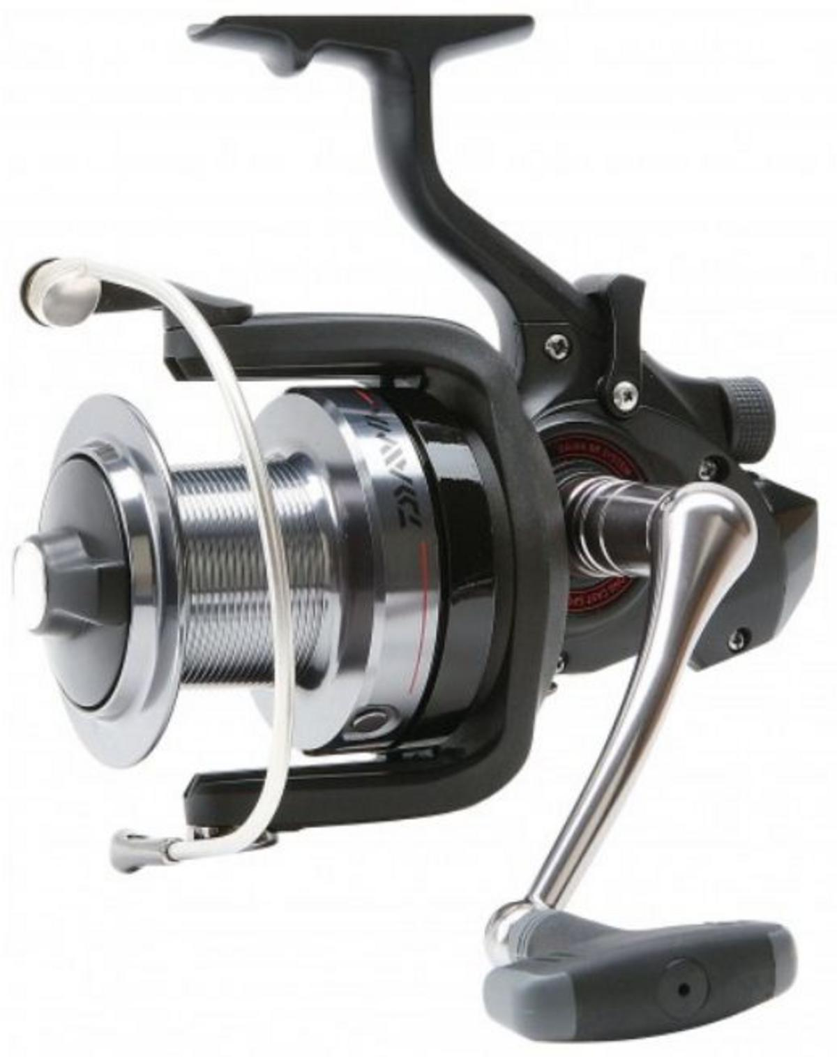 New Daiwa Windcast BR LD 5500 Carp Fishing Reel Model No. WCBR5500LDA