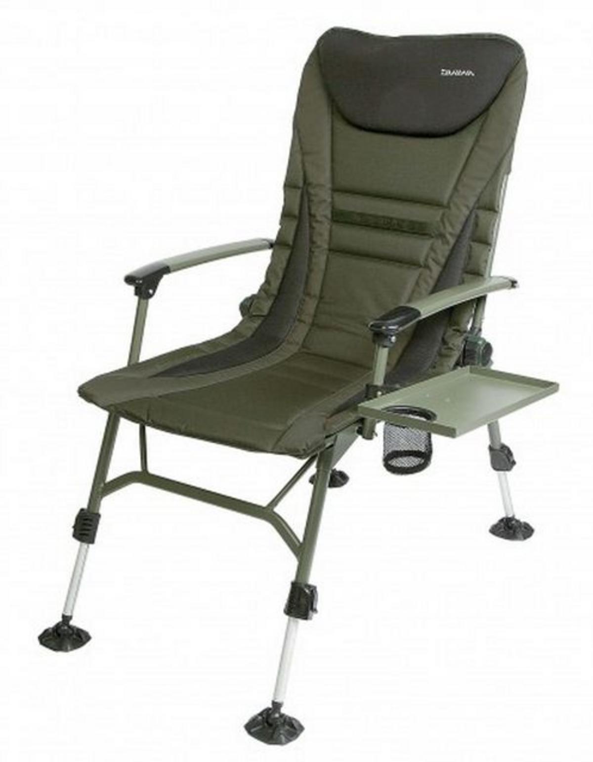 New Daiwa Infinity Specialist Chair Model No Dispc1