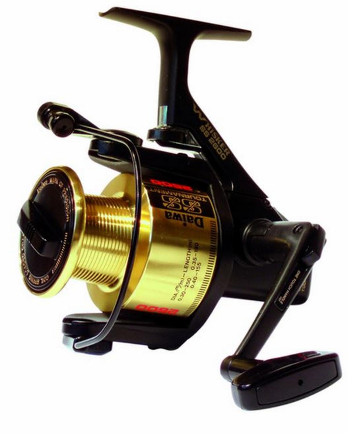 New Daiwa Tournament SS2600 Whisker Specialist Carp Fishing Reel - SS2600