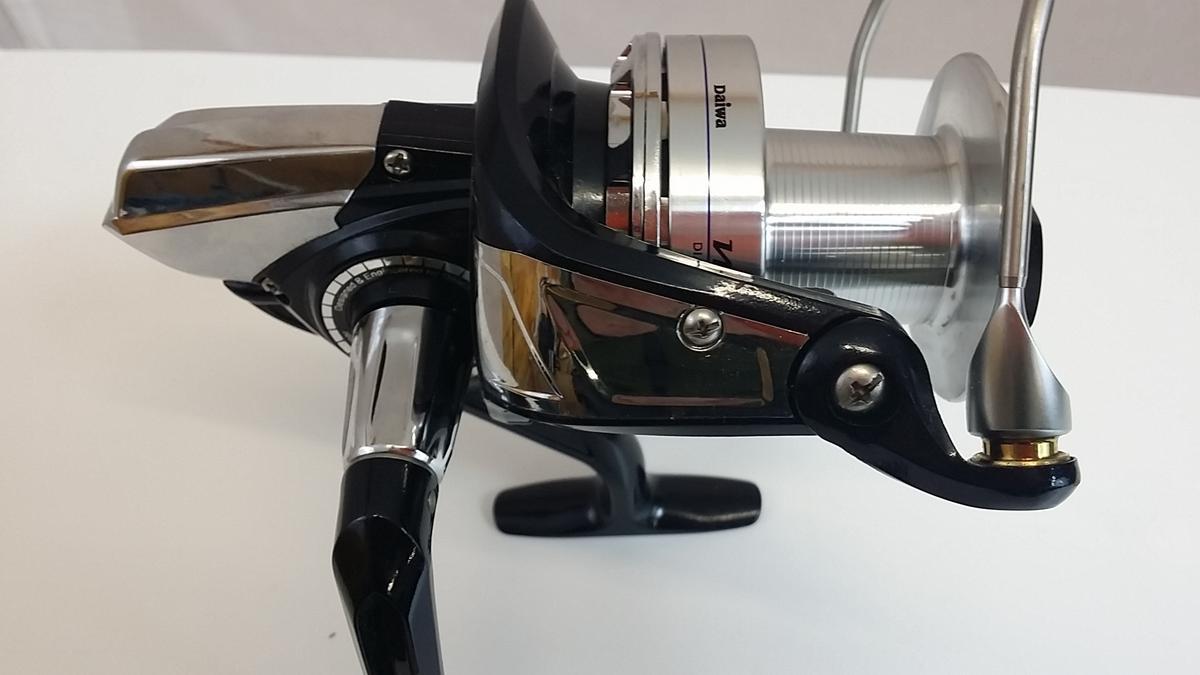 EX DISPLAY DAIWA WINDCAST-S 5000 Model No WDS5000 SPECIMEN FISHNG REEL RRP  £115