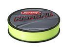 NEW BERKLEY NANOFIL 270M SPOOLS HI-VIS CHARTREUSE ALL BREAKING STRAINS AVAILABLE