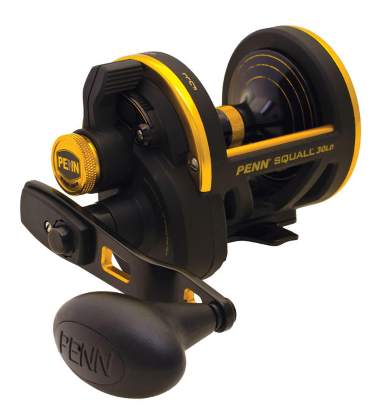 PENN SQUALL 40 LEVER DRAG MULTIPLIER SEA FISHING REEL SQL40LD 1206094