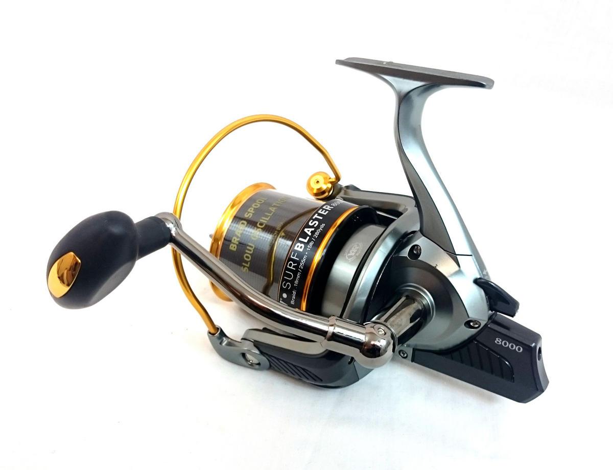 7000 or 8000 Fixed spool reel? | Holderness Coast Fishing ...