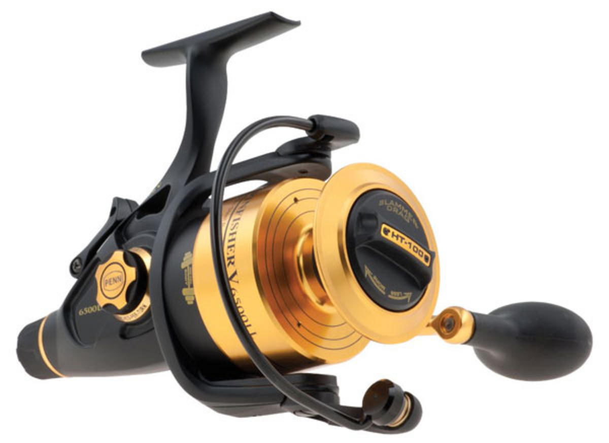 NEW PENN SPINFISHER LIVE LINER 4500 SALTWATER SPINNING FISHING REEL SSV4500LL