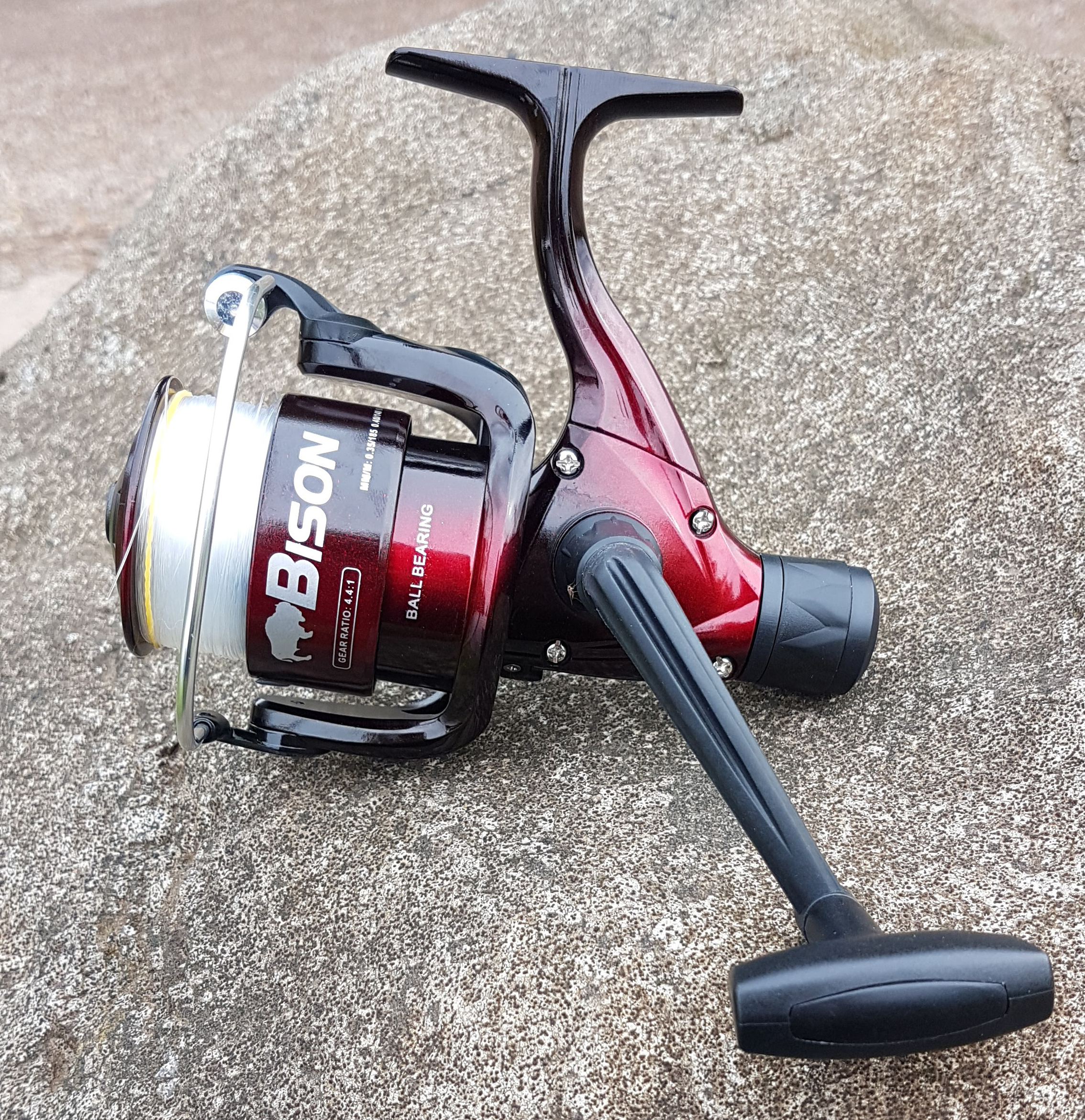 NEW RN600 FISHING REEL FOR SPINNING FLOAT FEEDER CARP SEA   PIKE FISHING  RODS  a1ae83a51