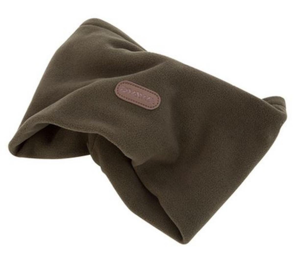 NEW DAIWA INFINITY FLEECE NECK WARMER OLIVE MODEL NO. DFNW