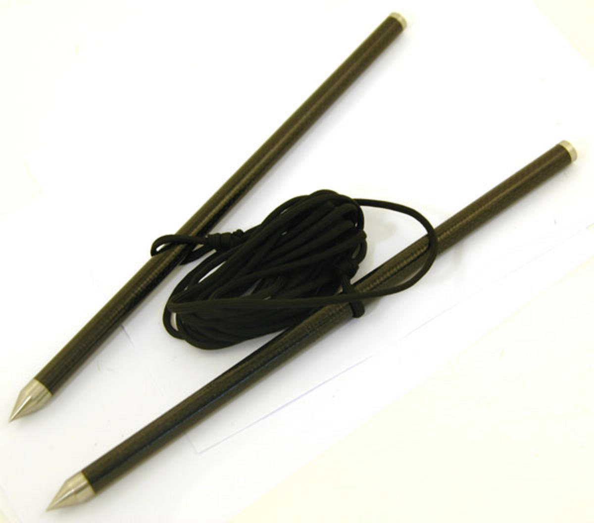 BISON CARBON FIBRE DISTANCE MARKER ROD CARP FISHING SPOD MEASURING STICKS