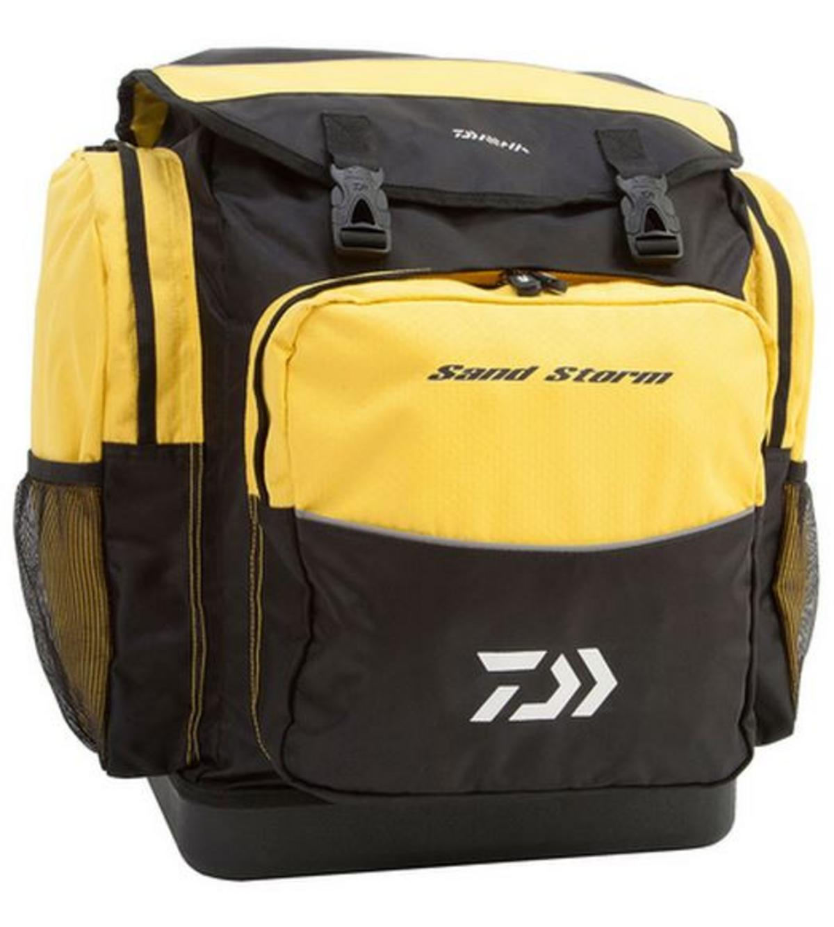 New Daiwa Sandstorm Sea Fishing Rucksack - DSSRS1