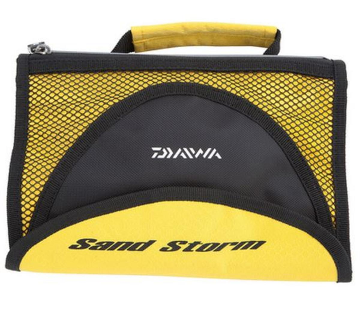 New Daiwa Sandstorm Sea Rig Wallet - Large - DSSRW-1