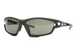 Daiwa Polarised Photochromic Sunglasses Grey Lens / Black Frame - DPPSG1