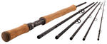 SHAKESPEARE ORACLE EXP SWITCH FLY ROD 11' #7/8 6 PIECE WITH TRAVEL TUBE 1293990