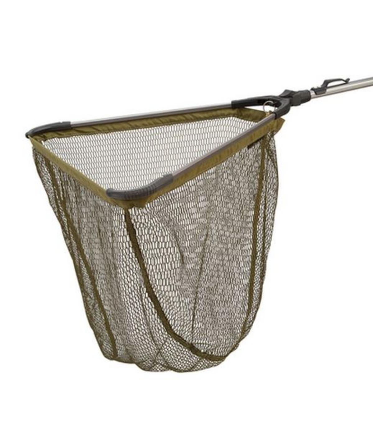 New daiwa trout fishing folding telescopic landing net for Telescoping fishing net