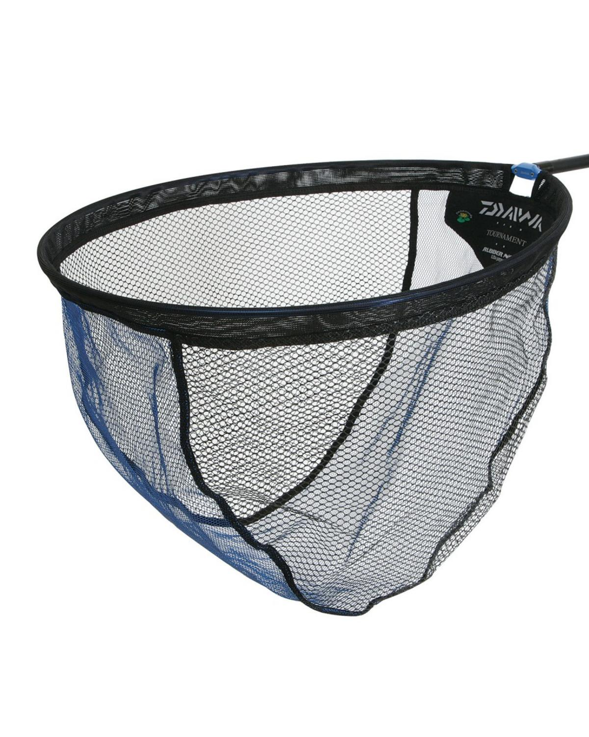Tournament Litepower Rubber Landing Net Heads Model DTLPLN