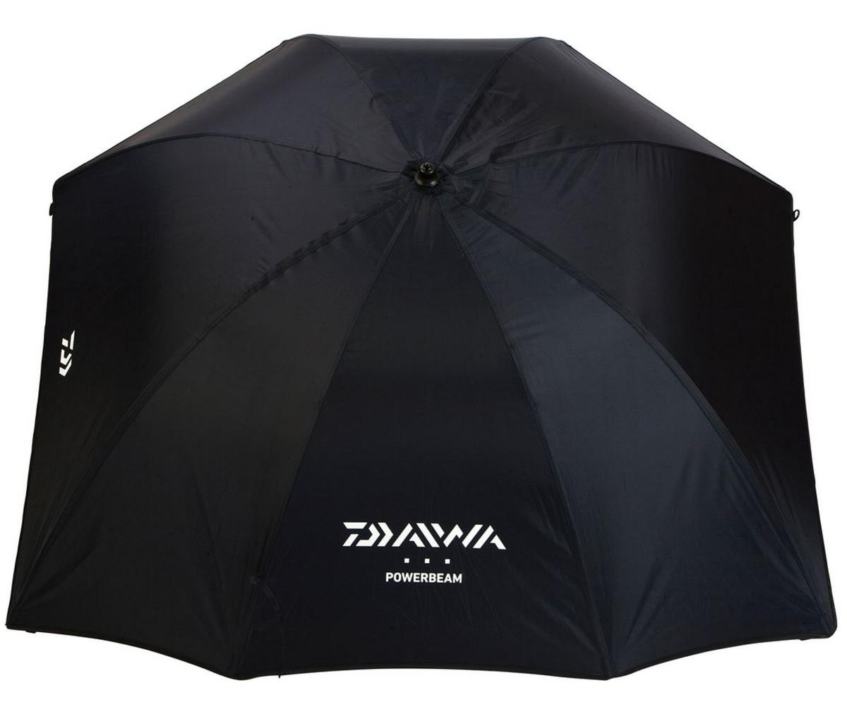 "New Daiwa Powerbeam 125cm/50"" Fishing Brolly / Umbrella - PBU1"