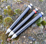 BISON CARBON FIBRE MEASURE STICK MARKER PEGS