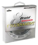DAIWA TOURNAMENT 8 ACCUDEPTH BRAID 300M Model No TN8BAC