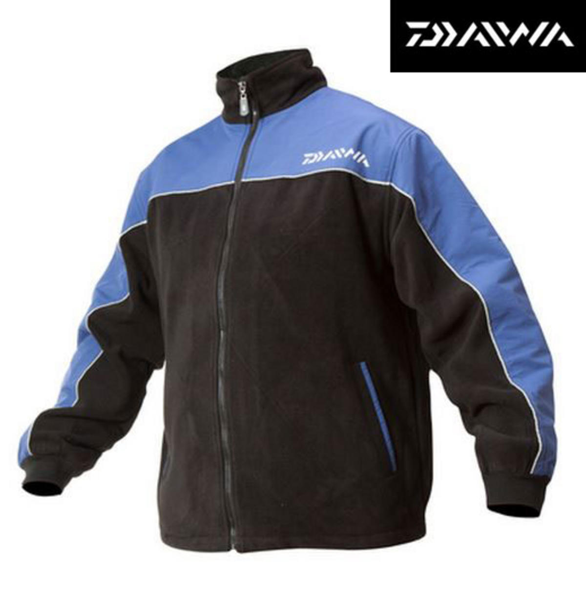 DAIWA FLEECE JACKET ALL SIZES AVAILABLE DFJB & DFJR