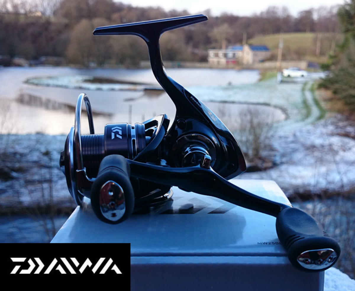 NEW DAIWA MATCH WINNER 2508D QDA FISHING REEL MODEL No. MW2508DA