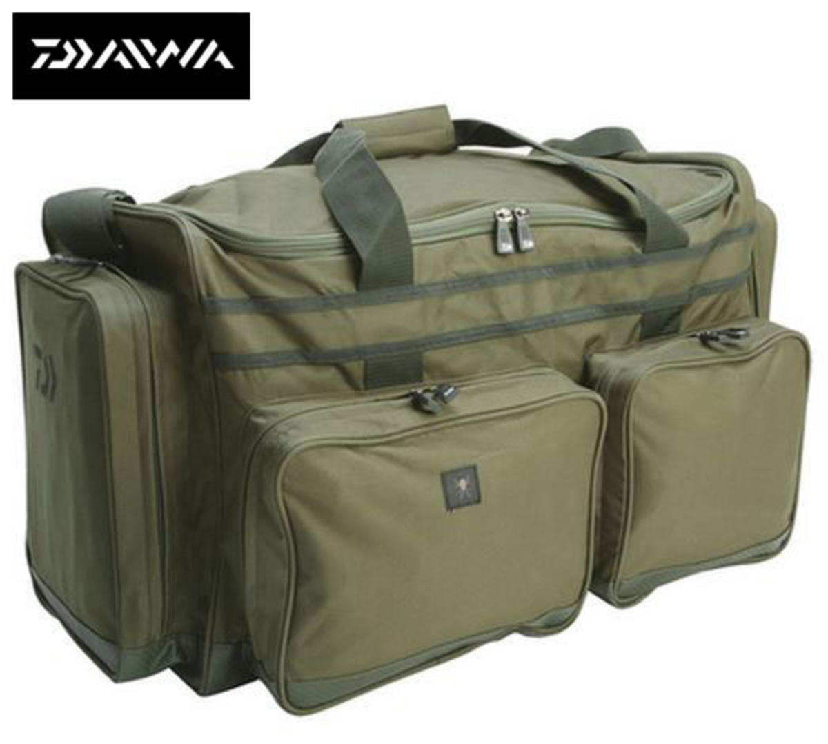 New Daiwa Black Widow 70 ltr Fishing Carryall / Bag - Model No. BWC70L